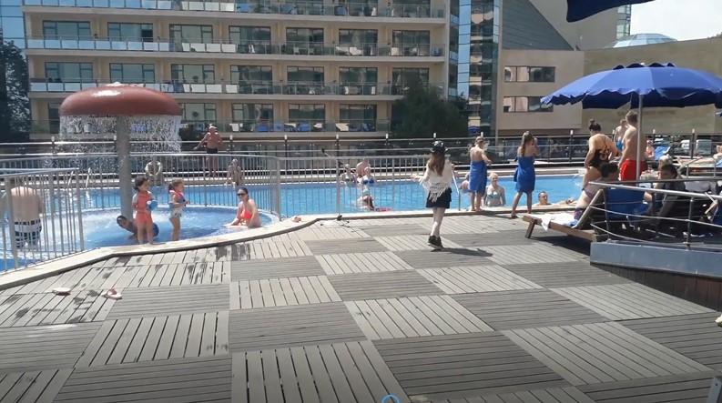 """Репортаж от едно посещение на хотел """"Астера"""" Златни пясъци – Варна"""