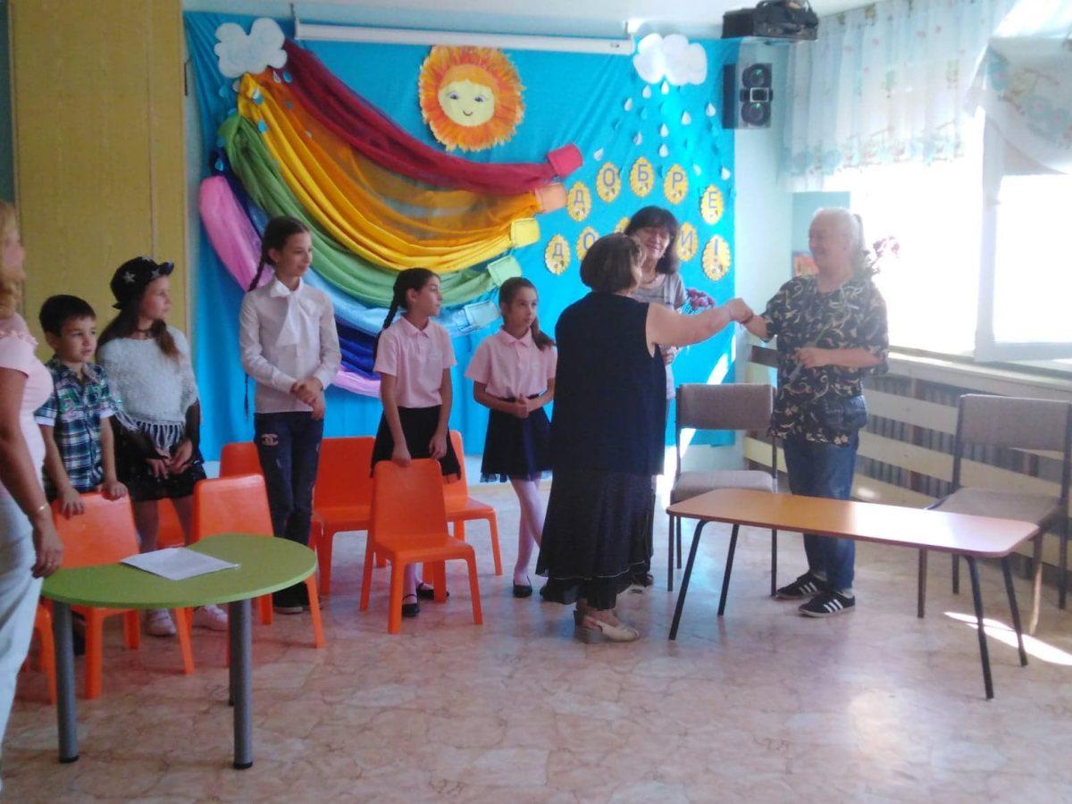 1 Октомври – ден на музиката. На гости при децата в ЦДГ Пламъче